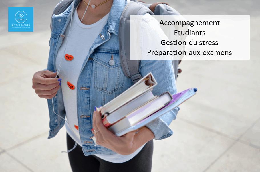 Etudiants Gestion du stress Helene Dujardin Sophrologue Paris 11 Republique