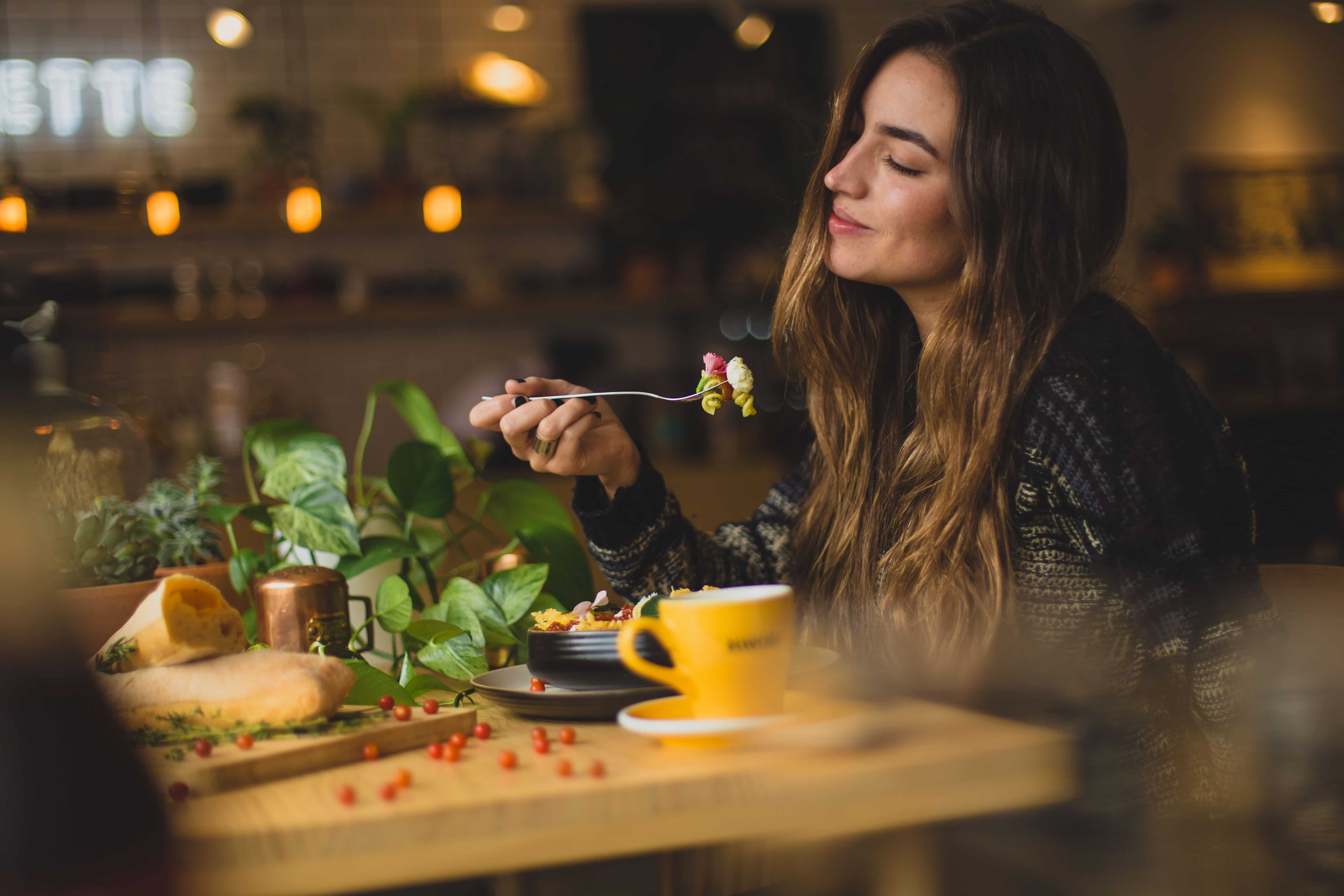 sophrologie et alimentation
