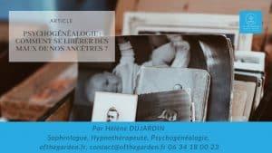 psychogenealogie comment se liberer des maux de ces ancêtres